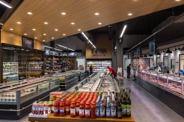 תכנון ועיצוב חנות מזון