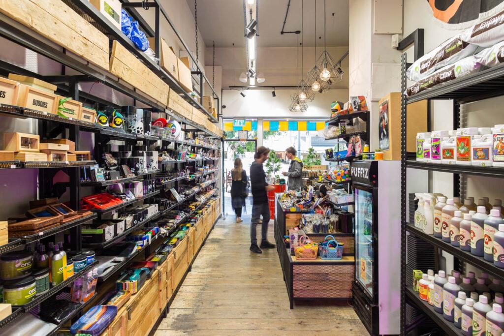 Cannabis Retail Store Design